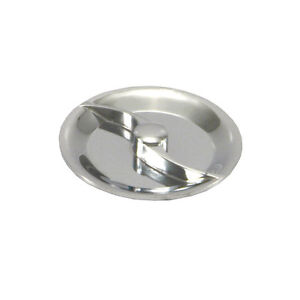 Spectre 4208 Low Profile Chrome Air Cleaner Threaded Top Nut 1 4 20 Thread