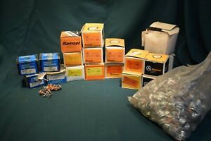 Over 30lbs Ramset Assorted Shot Pins Lot Large Lot