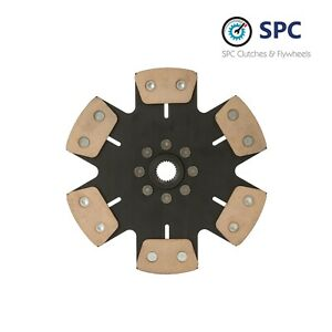Spc Stage 4 6 Puck Race Clutch Disc Kit Fits 2005 2010 Scion Tc 2 4l Dohc 2azfe
