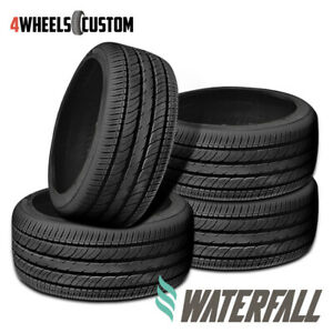 4 X New Waterfall Eco Dynamic 175 70r14 84h Tires
