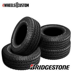 4 X Bridgestone Dueler At Revo 3 P265 70r17 113t All Terrain Tires