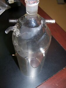 Super Rare Glass Reaction Vessel Must See 19 22