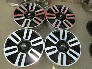 20 Toyota Tacoma 4runner Limited Oem Factory Stock Wheels Rims