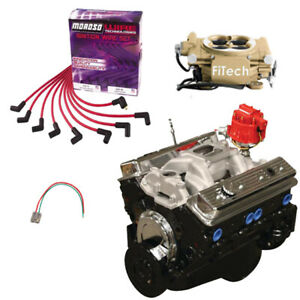 Blueprint Budget Sbc 355 Crate Engine Package Fitech Efi