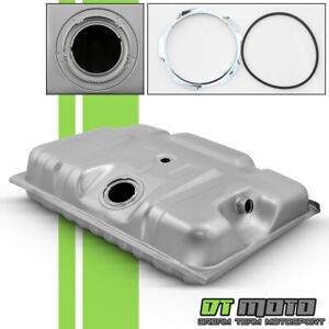New 18 Gallon Rear Mount Gas Fuel Tank For 1990 1996 Ford F150 F250 F350 Truck