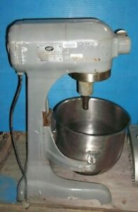 Hobart A 200 A200 Commercial Mixer Bowl Stand Dough Bakery 1 3hp Dented 00