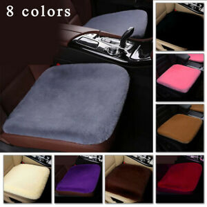 Car Seat Cover Protector Warmer Heater Winter Cushion Pad Mat Chair Accessories