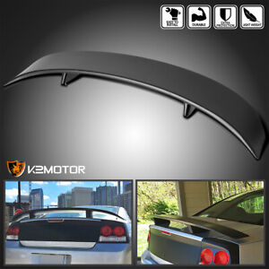 Foe 2006 2010 Dodge Charger Factory Style Rear Wing Spoiler Black 06 07 08 09 10