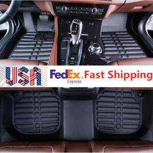 For Ford Fusion 2013 2016 Car Floor Mats Front Rear Carpet Auto Mat