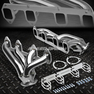 For 330 360 390 428 Ford Big Block Fe Stainless Shorty Header Exhaust Manifold