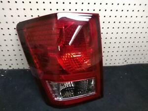 2007 2010 Jeep Grand Cherokee Driver Left Side Taillight 07 10 Gen19l16