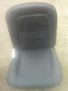 Vintage 1966 Ford Mustang Bucket Seats Used