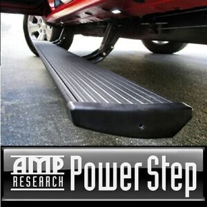 19 20 Chevy Silverado 1500 Amp Power Side Steps Running Boards Plug Play Kit
