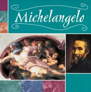 Michelangelo Masterpieces by Swanson Satern S Hardback Book The Fast Free $38.97