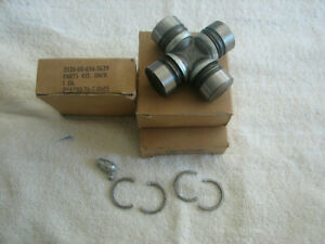 Dodge M37 M43 Power Wagon Universal Joints U Joint New N O S