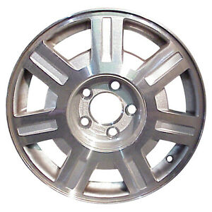 04569 Refinished Cadillac Deville 2003 2005 16 Inch Wheel Rim