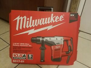 Milwaukee Hammer Drill Sds Max 1 9 16