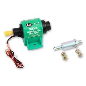 Mr Gasket 12d Electric Fuel Pump 4 Psi 7 Psi 35 Gph