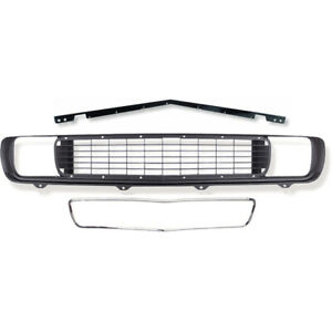 1969 Camaro Rs Grille Kit 3 Piece