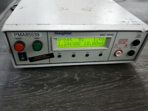 Slaughter Multi Function Tester ac dc Hipot Insulation Resistance