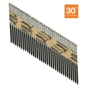 Paslode Collated Framing Nail 3 1 4 In X 0 131 gauge 30 degree 2 000 Per Box