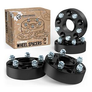 4pc 1 5 5x4 5 To 5x4 5 Hubcentric Black Wheel Spacers Ford Explorer Sport Trac