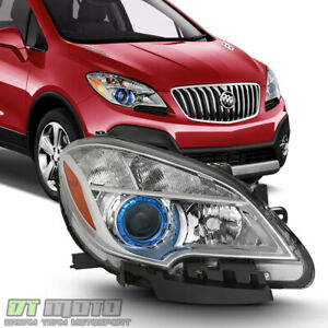 New right passenger Side For 2013 2016 Buick Encore Halogen Headlight Headlamp