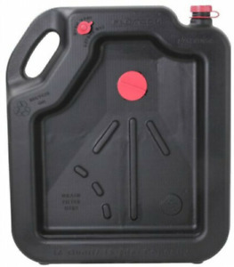 Oil Change Drain Container Large Pan Leakproof High Capacity Car Auto 16 Quart