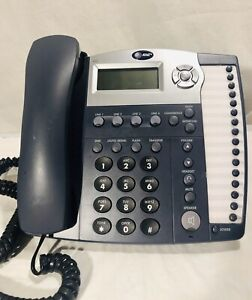 At t 945 4 line Corded Small Business System Speaker Telephone Pre owned