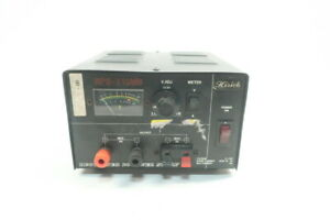 Rp Electronics Rps 712mb Regulated Power Supply 7a Amp 13 8v dc