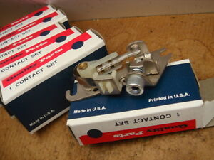 58 72 Corvette 442 Camaro 20 Ignition Points New Made In Usa