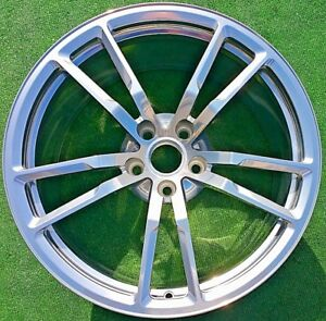 Factory Lamborghini Gallardo Scorpius Wheels 4 Oem Lp560 Lp550 Performante Lp570