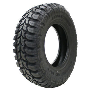 4 New Crosswind M t Lt305x70r17 Tires 3057017 305 70 17