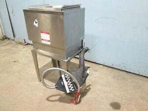 Hd Commercial 8 Circuits Under Counter Ss Cold Plate Ice Bin W wunder Bar Gun