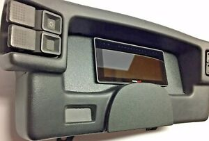 Mustang Cluster Housing Holley 553 112 6 86 Pro Dash 87 93