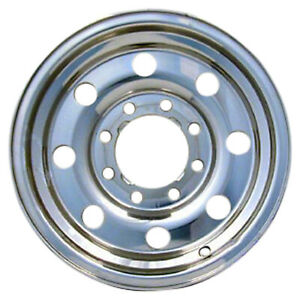 03140 Refinished Ford F250 Truck 1995 1997 16 Inch Wheel Rim Machined Finish