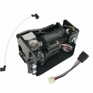 Air Ride Suspension Compressor Pump For Escalade Avalanche Suburban Tahoe Yukon