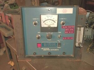 Teledyne Analytical Instruments 327 Hydrogen Analyzer 110 120v 50 60hz i5