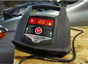 Car Battery Charger 100 Amp Truck Vehicle Starter Automotive Equipment Workshop