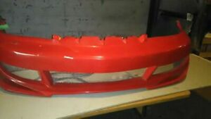 Front Bumper Without Fog Lamps Fits 00 02 Cavalier 633548