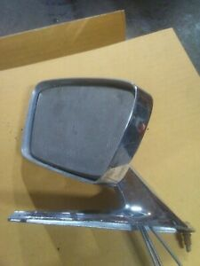 Vintage 1960 s Ford Remote Control Side Door Mirror C7ab17743 b Used