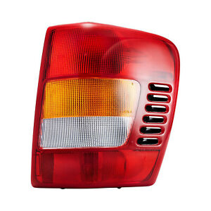 Tail Light Right Passenger Fits 1999 2002 Jeep Grand Cherokee 99 11 01