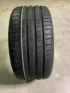 1 New 255 40 18 Michelin Pilot Super Sport Tire