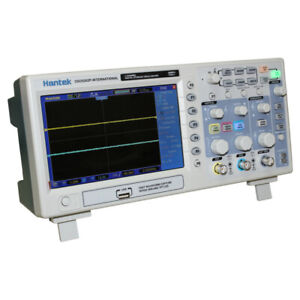 Hantek Dso5202p 200mhz 2 Channel Digital Storage Oscilloscope