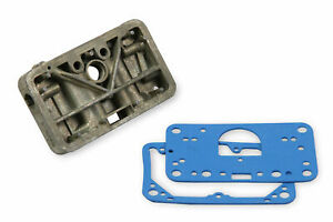 Holley 134 137 Replacement Primary Metering Block Holley 4412 2300 Model Carb