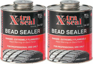 Xtra Seal 14 101 Tire Bead Sealer 32 Oz Pack Of 2