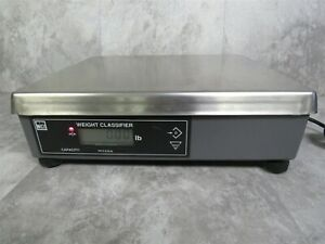 Avery Weigh tronix 7820 Digital Shipping Scale W Ac Adapter