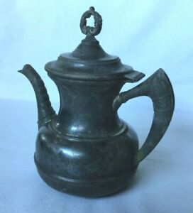 Collectible Antique Rogers Silver Co Teapot 7 Handle To Spout Silver Plate