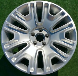 Factory Bentley Flying Spur Wheel New Continental Oem Genuine 19 Inch 4w0601025