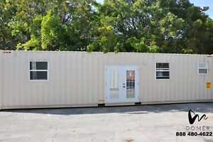 Hurricane Proof Container House